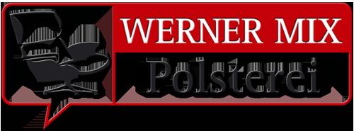 Werner Mix – die Polsterei in Peine Logo